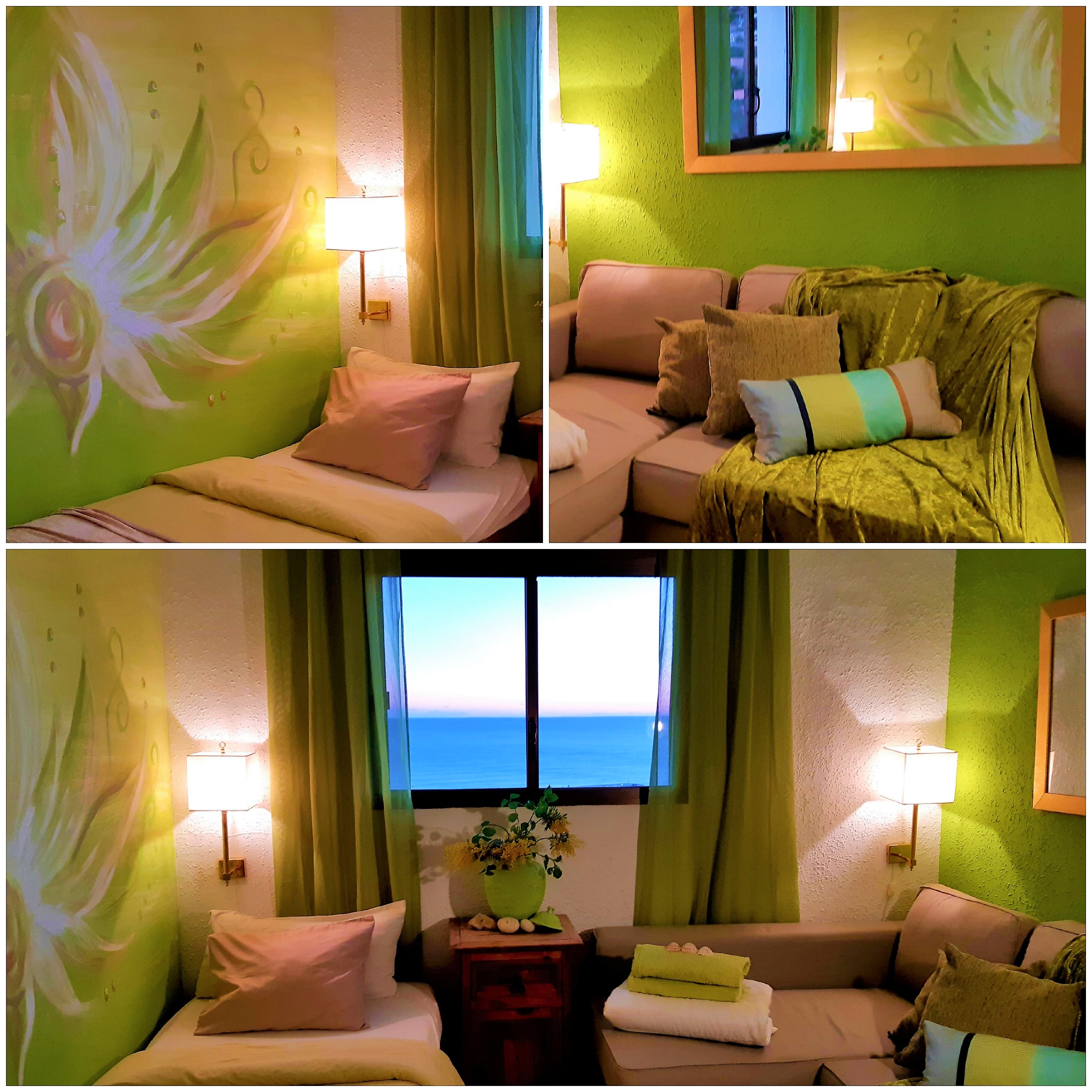 Bedroom HARMONY collage