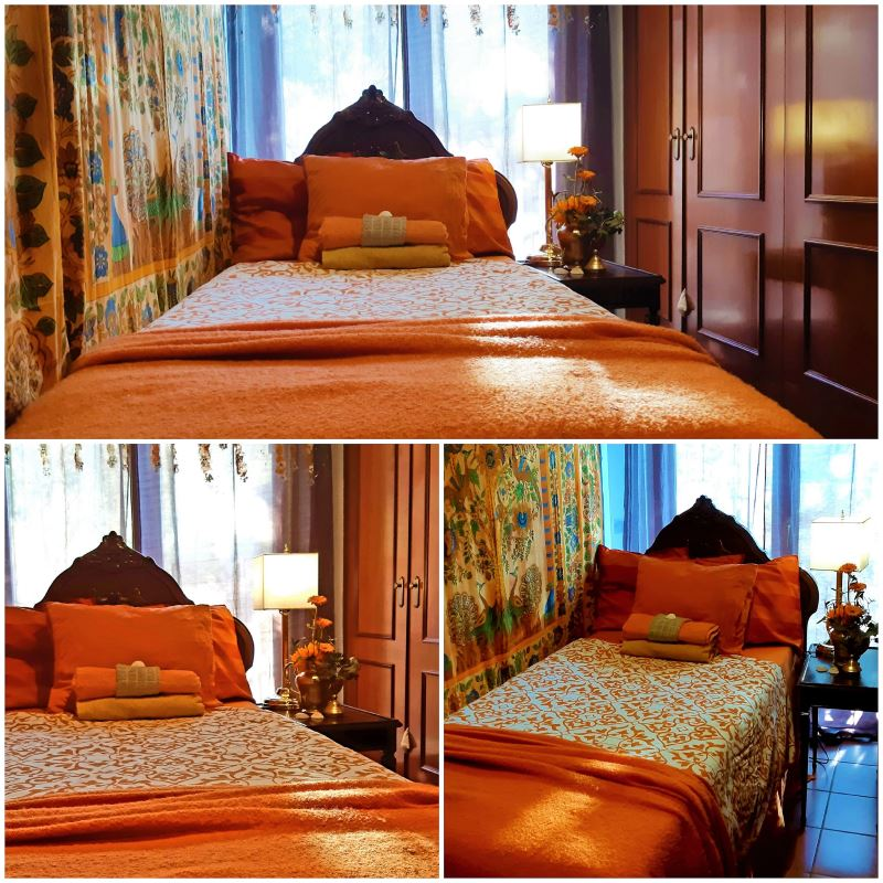 Room Pion Ashram Villa Sunshine
